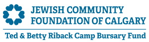 Ted & Betty Riback Camp Bursary Fund Blue